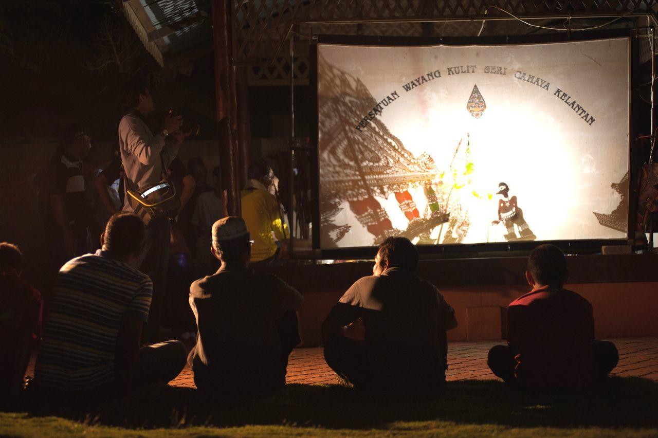 Shadowplay The Photojournalist - 2015 EyeEm Awards Wayangkulit Wayang Kulit Untold Stories