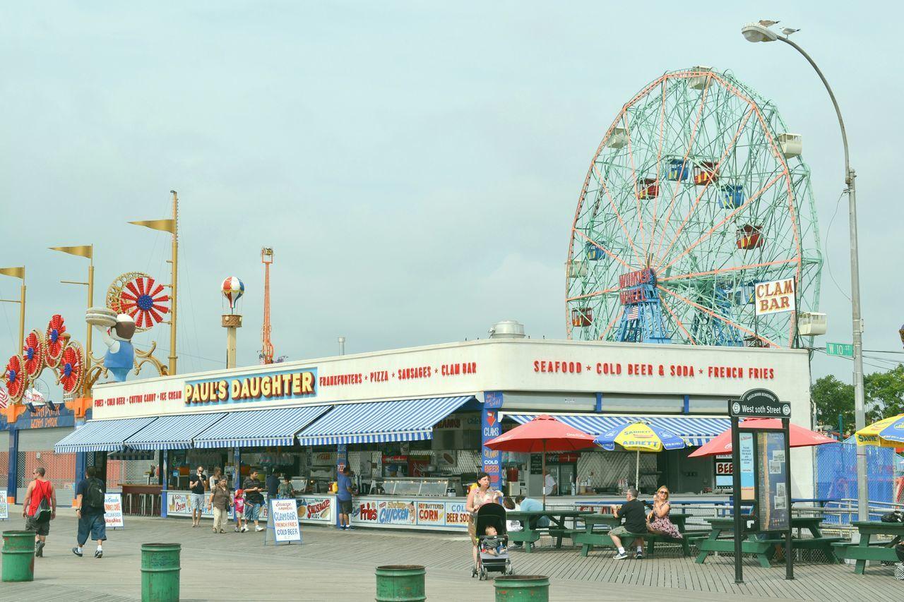 Coney Island New York City New York Newyorkcity Newyork Coneyisland America Paul's Daughter USA Travel