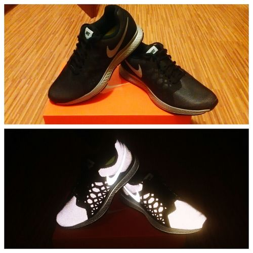 Let it shine in night ??Run is my love ?Is My Love Beautiful ♥ Forever Faster Run Check This OutMy new babies ?? perfect shoes ??