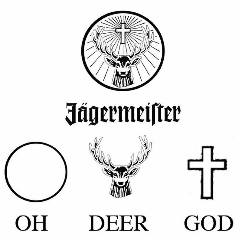 Jäger Jägermeister Deer Alkol alcohol shot fun