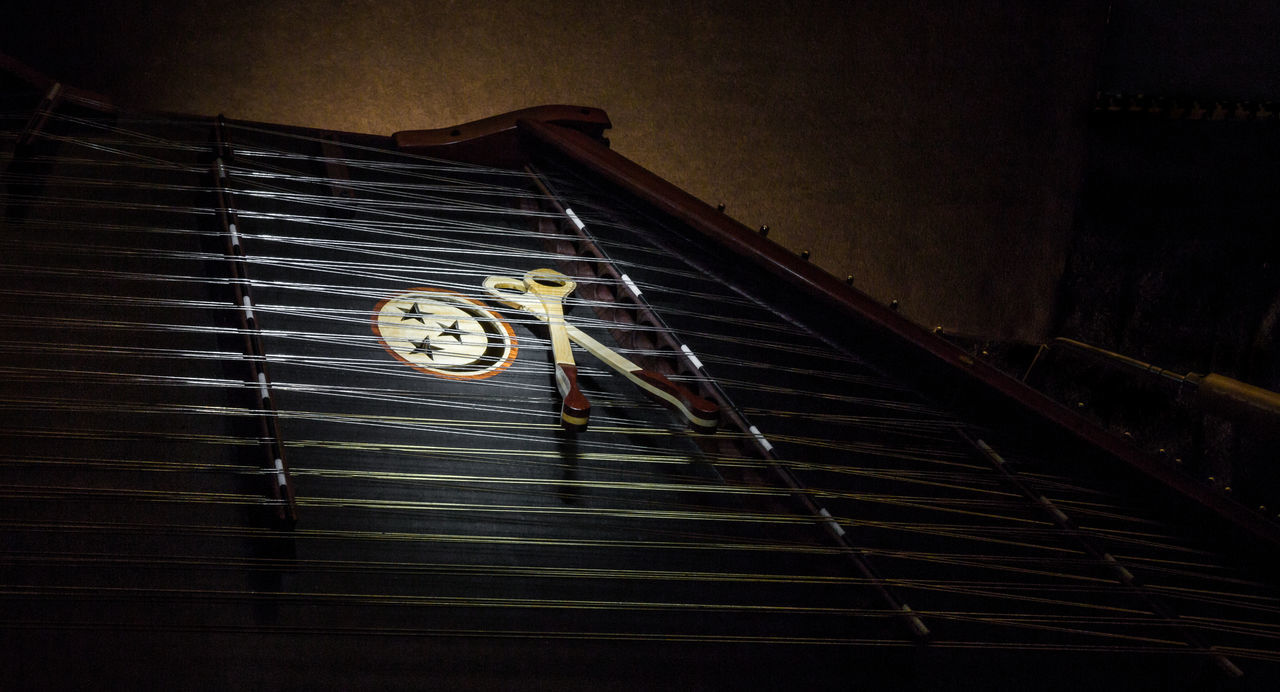 Hammer Dulcimer Hammer Dulcimer Low Light Music Hammers Musical Instrument Notes Percussive Rythmic Strings