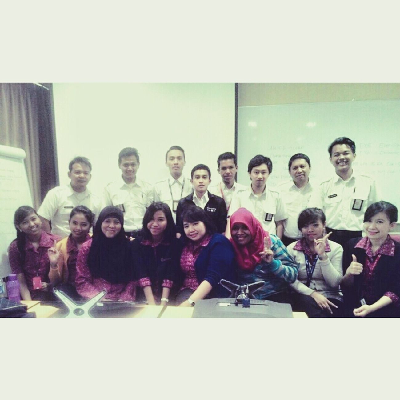 Thank you Training Day EMD SEAT ASSIGNMENT AND PRE-PAID BAGGAGE 14-15 OCT 2014