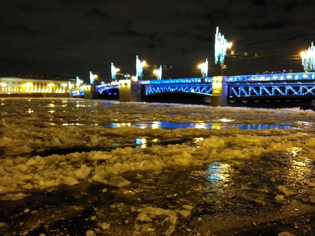 Saint-Petersburg Last Winter Days