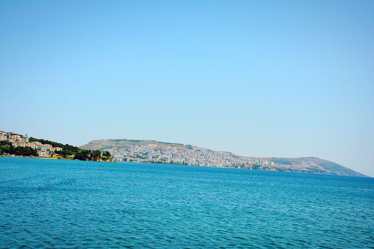 Sinop Manzarası Sinop Gezi Geziteknesi Mavi Deniz