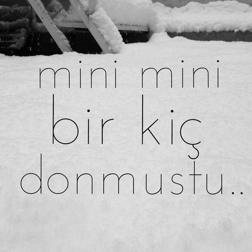 Cold Soğukkk Donuyoruz Reis!!!! Eskişehir -18
