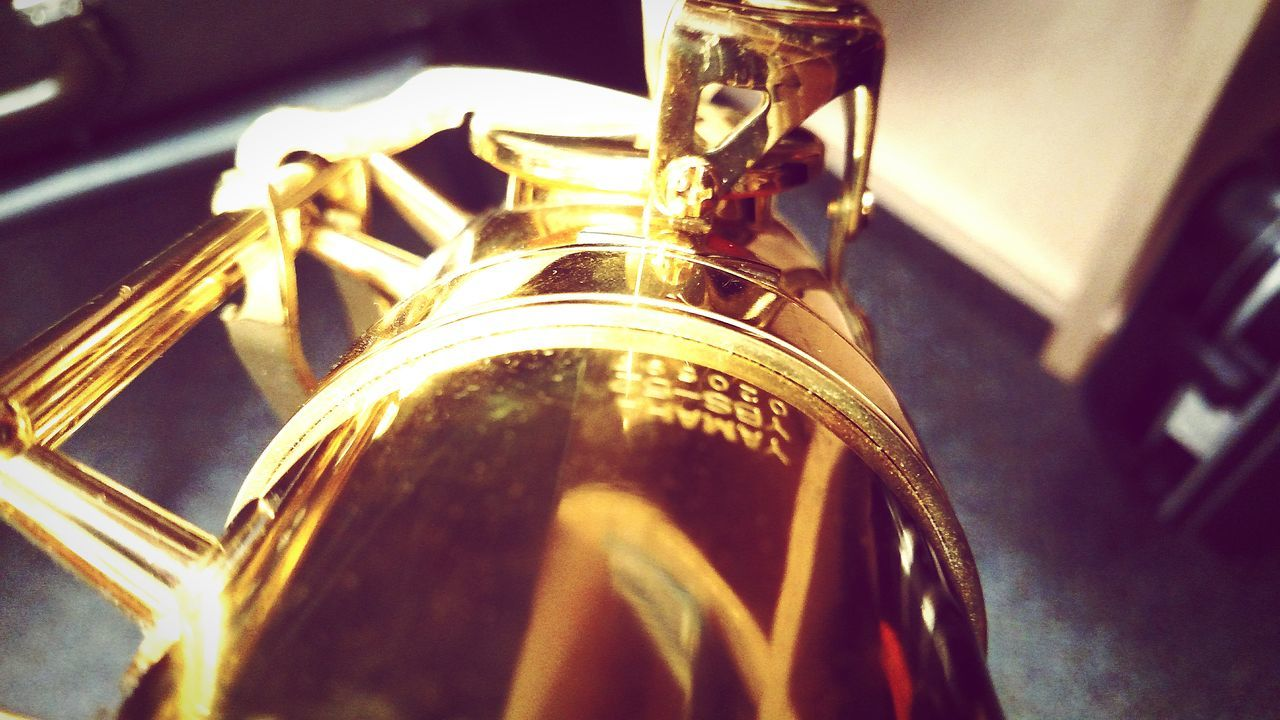 EyeEm Selects EyeEmNewHere Bari Sax Close-up Brass Jazz Music Low Woodwind