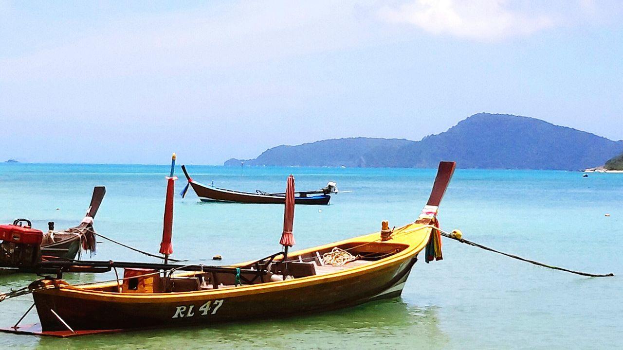 Boats⛵️ Boats And Sea Boat Dock Boat Ride Landscape_photography Landscape Nature Photography [ Landscape Sea And Sky Seascape Sea View Seascape Photography Sealife