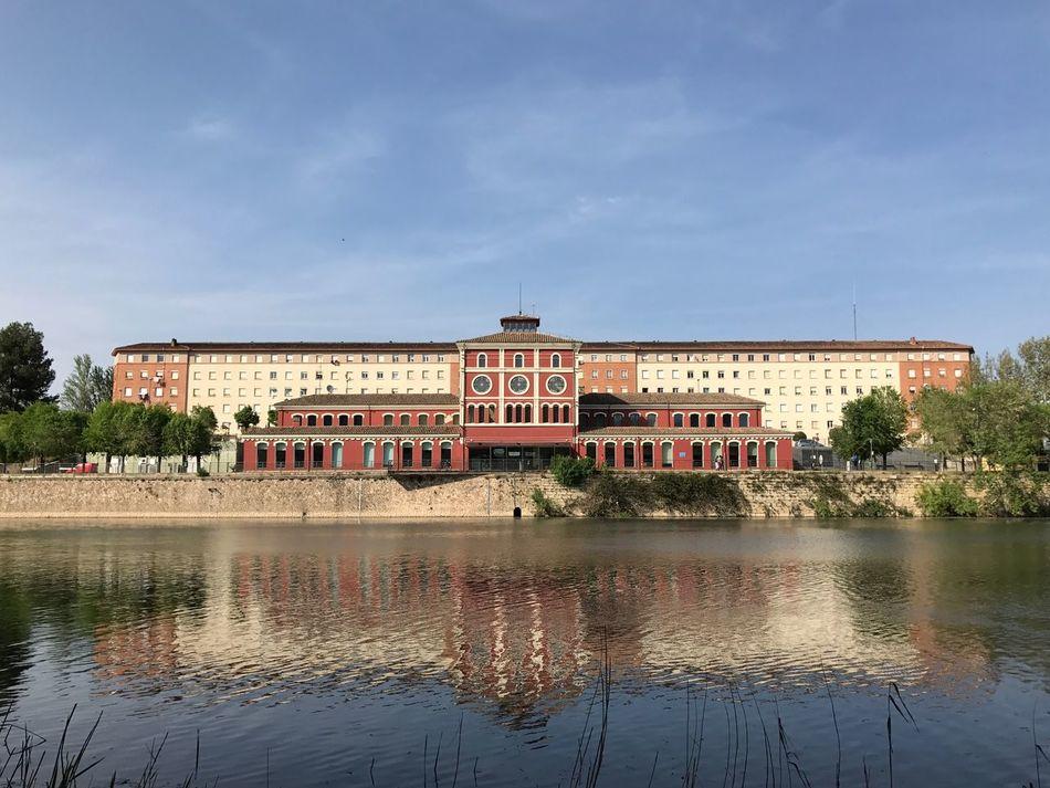 Logronyo Logroño Museociencias Ebro Ebro River Ebre Museodelasciencias