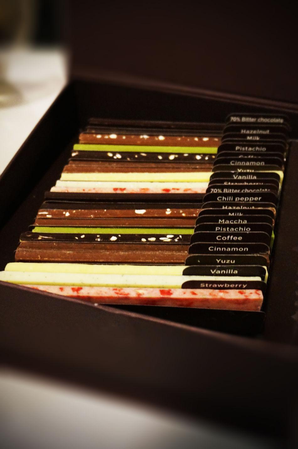 2014 Andaz ANdAZ Tokyo Chocolate Flavor アンダーズ チョコレート