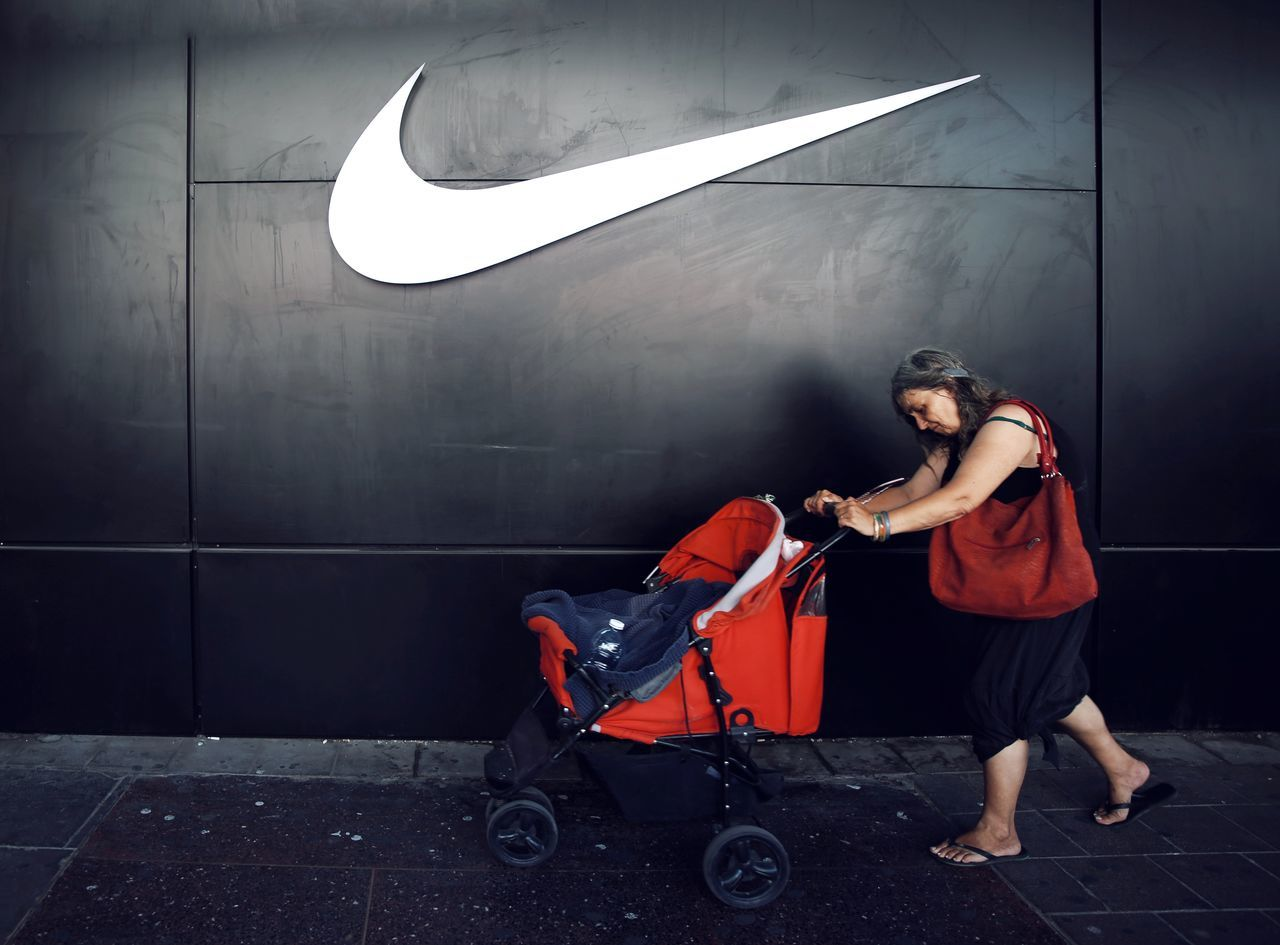 Just do it. Nike Nike✔ Nike, Just Do It Streetphotography EyeEm Eyeem4photography EyeEm Best Shots EyeEm The Best Shots The Street Photographer - 2017 EyeEm Awards Street Photography Street Eyeemweek
