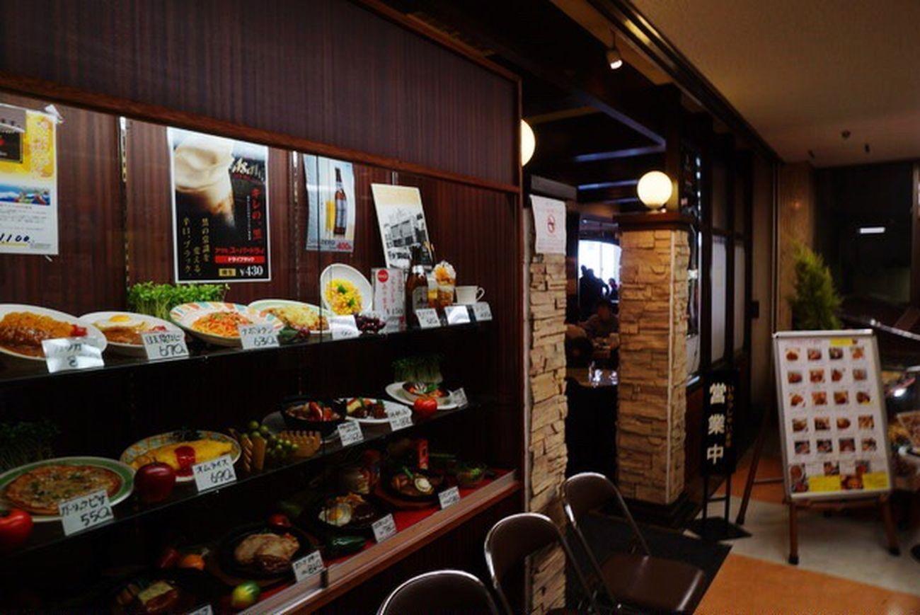 I can remember restaurant like Showa period. Food And Drink No People SHINJYUKU