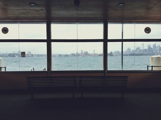 documentingSpace at Taronga Zoo Ferry Wharf by justin h