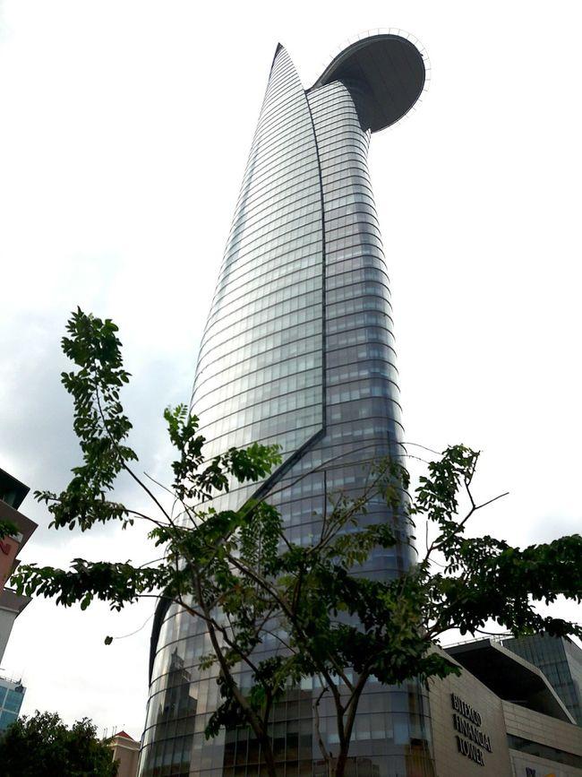 Bitexco. The Architect - 2016 EyeEm Awards Tall Building Financial Tower Bitexco Saigon Ho Chi Minh City EyeEm Vietnam