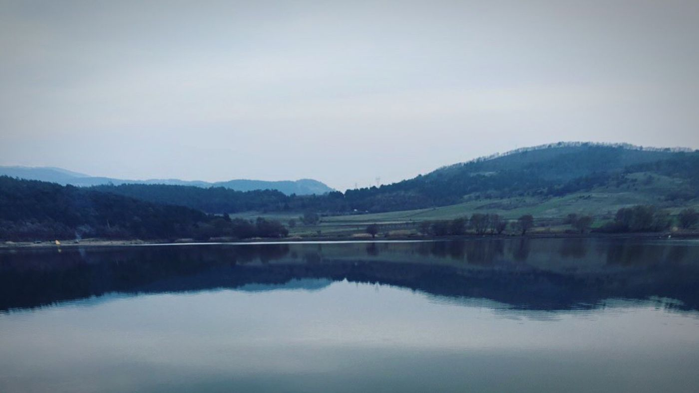Bursa / Turkey Dağyenice Golu Golet Göl Lake Huzur Mutluluk Doğa