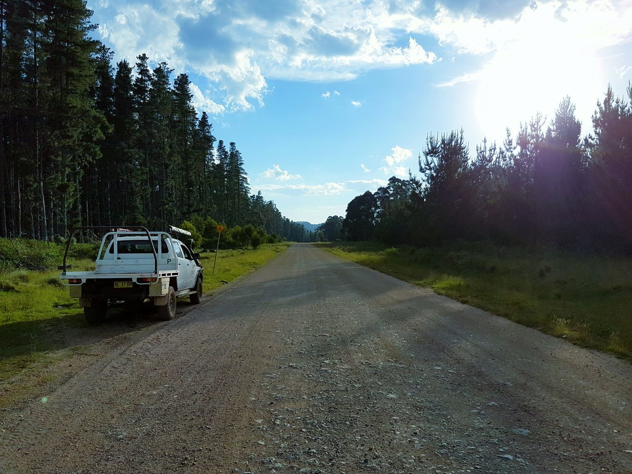 Transportation Mode Of Transport Road Car Driving Tree The Way Forward Wet Land Vehicle Nature Sky No People Outdoors Day 4wd 4WD Action 4x4 4x4ing 4x4 Travel 4wding 4wheeldrive 4w