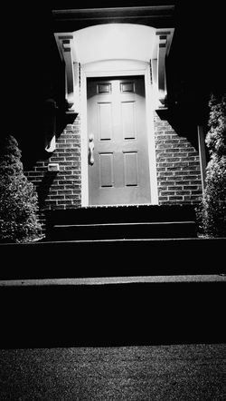 Welcome Door Blackandwhite Photography Check This Out Taking Photos Notes From The Underground EyeEm Best Edits Night VSCO Urban