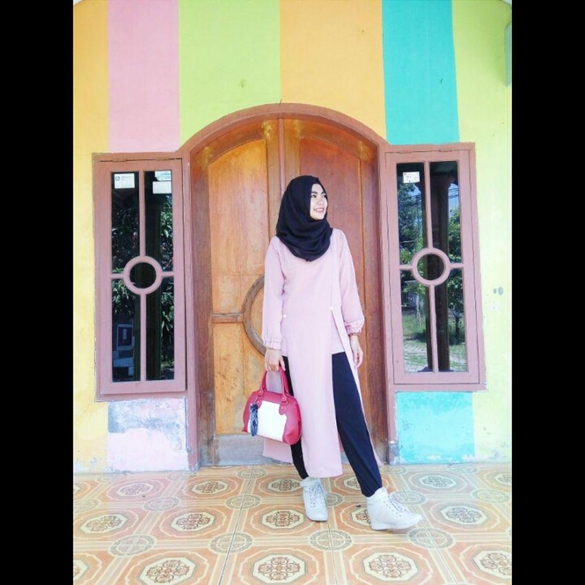 Happy Weekend Eidaladha Eid Mubarak 2016 Muslimgirl Outfit Of The Day Hijaboftheday Hijabfashion