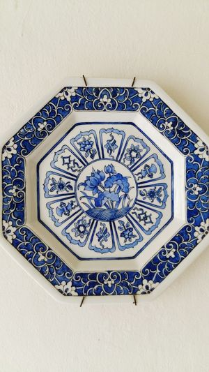 Pintura Prato Porcelain  Porcelana Pintado A Mano First Eyeem Photo