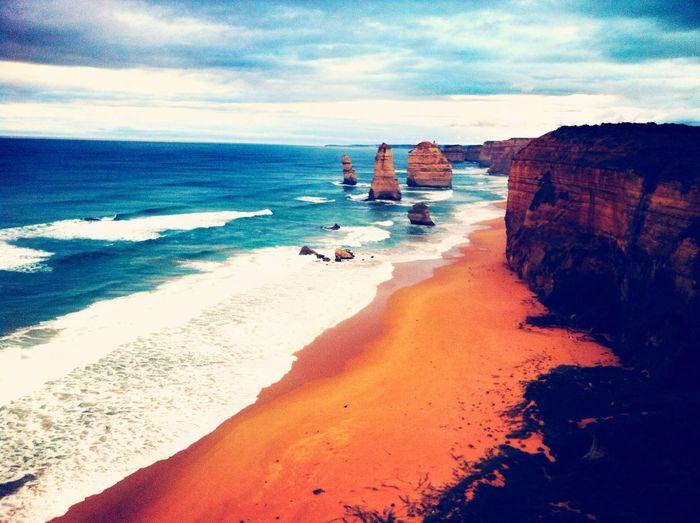 Twelve Apostle Travel Diary Melbourne Throwback Holiday