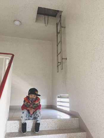 Modern Day Selfies Stairclimber Followme Fitness Stairs My Favorite Place Selca
