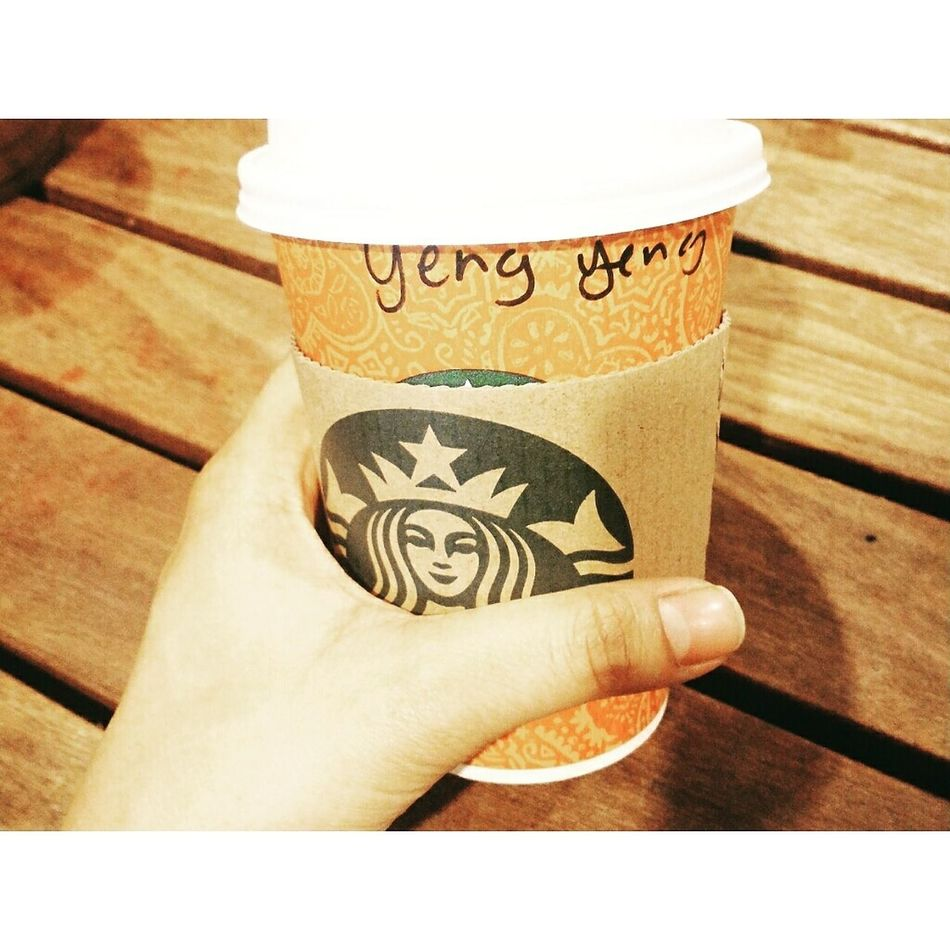 Starbucks always the best place to chill