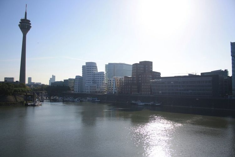 Ghery Buildings Duesseldorf Photo Cityscapes Photography TheMinimals (less Edit Juxt Photography) Rhein Welovedus