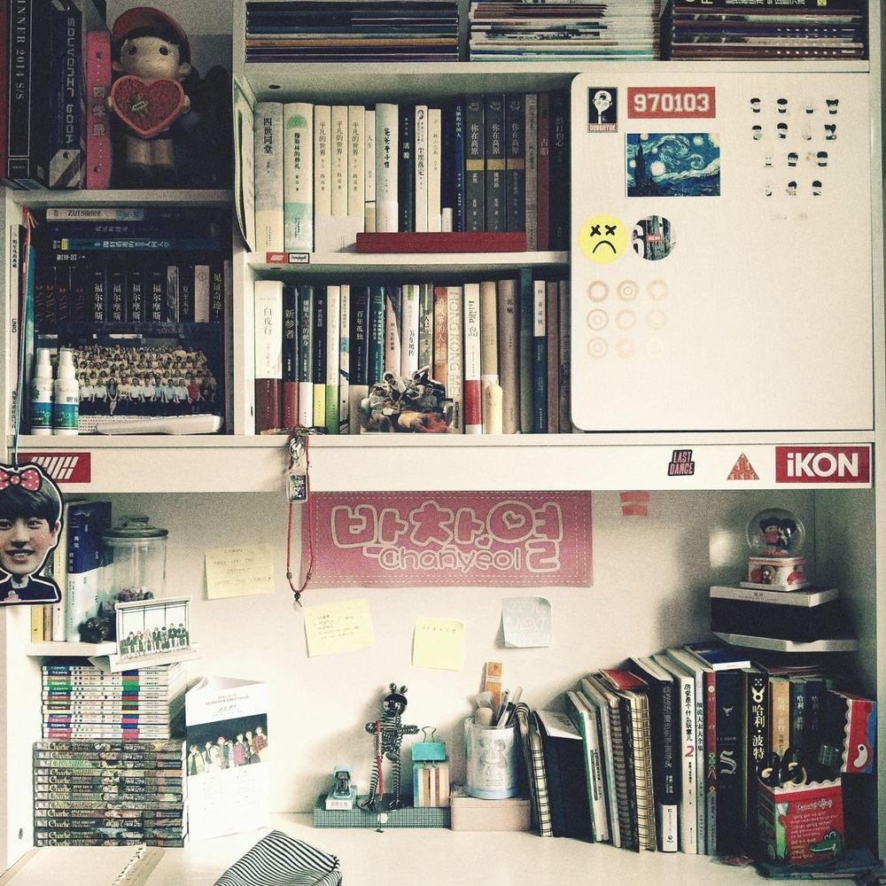 中国 Books Bookshelf Full Of Books My Room 家里的书架,每次回家都花时间坐在前面,只是这样就让我心满意足了。