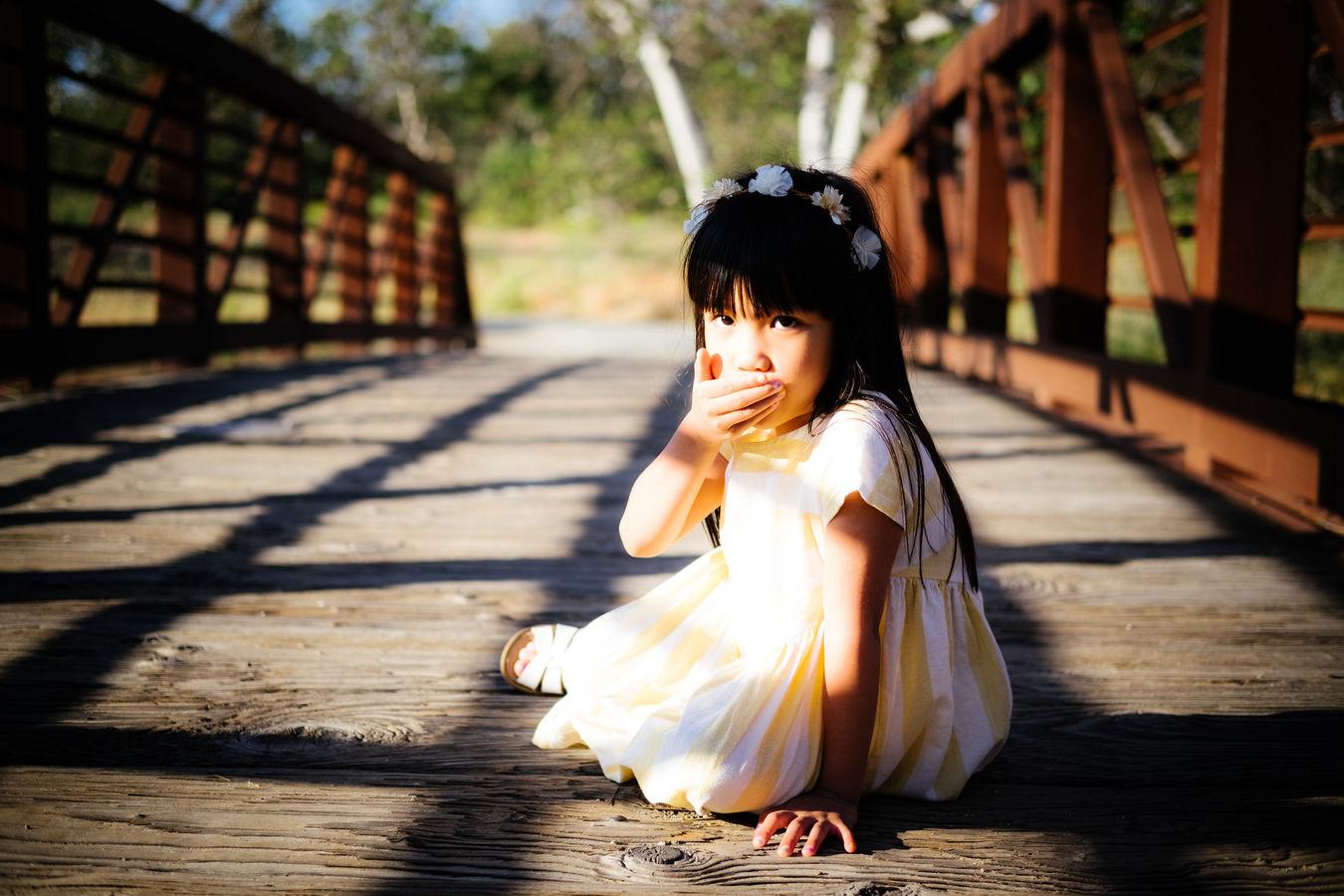 Portrait Of A Child The Portraitist - 2016 EyeEm Awards