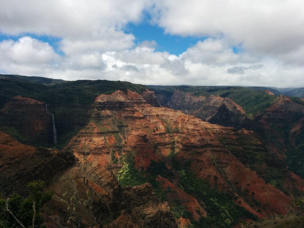 Kauai Hawaii Awaawapuhi Trail Na Pali Coast