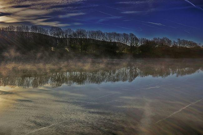 Misty Morning EyeEm Best Shots EyeEmBestShots-Reflections Landscapes Landscape Collection