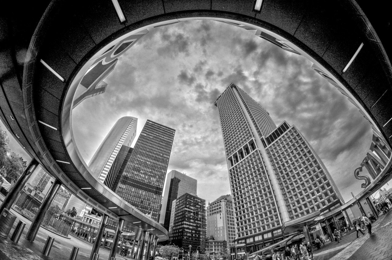 Staten Island Ferry in NYC Cityscapes Ferry Streetphotography Streetphoto_bw NYC New York Mahnattan The Week On EyeEm EyeEm Best Shots Fisheye B&w Street Photography