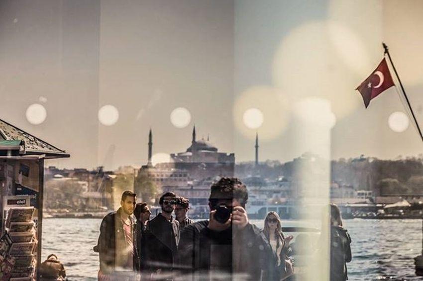 Mirror Selfie Badass Karaköy Istanbul