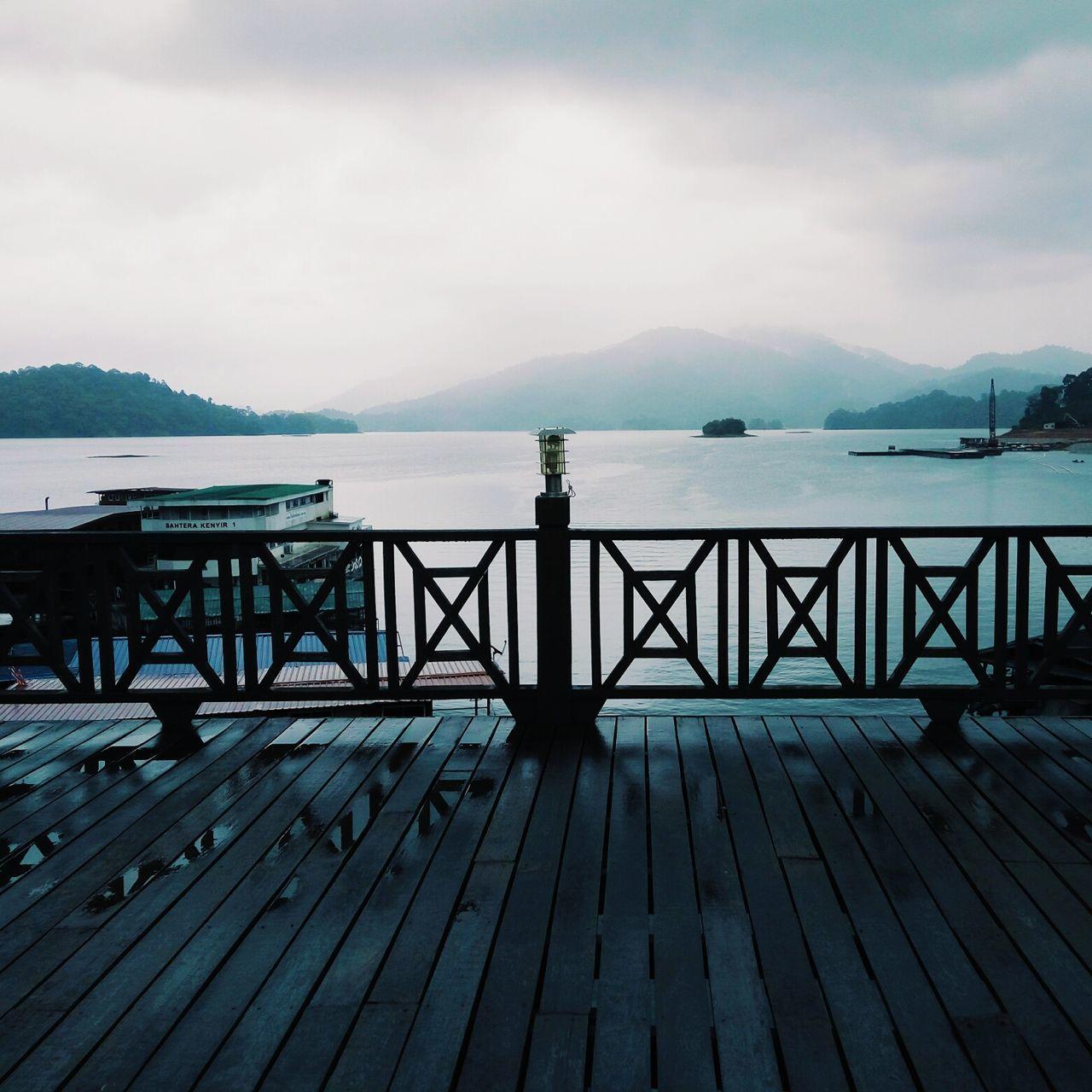 The South East Asia biggest man-made lake. Lake Kenyirlake Lakeview Kenyir