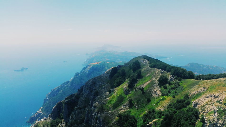 The Great Outdoors - 2016 EyeEm Awards Sky Sea View Mountain Hights Capture The Moment Naples Amalfi Coast EyeEm Gallery Getting Inspired EyeEm Best Shots Heavenly View Heaven And Earth Point Of View Beautiful Fresh On Eyeem