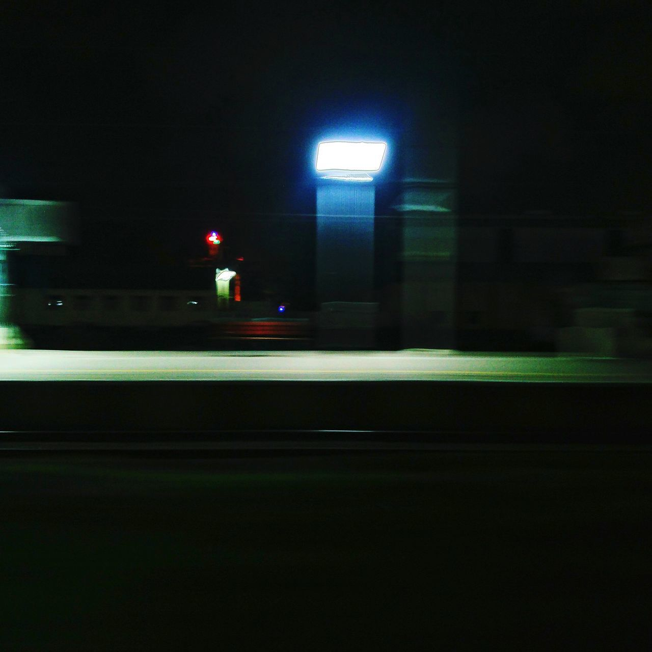 Night Illuminated No People Oneplusphotography Edited Oneplus2 India EyeEm Gallery Eyeemphotography Snapseed Outdoors Train Scene Trainstation Rail Transportation Railroad Station Platform