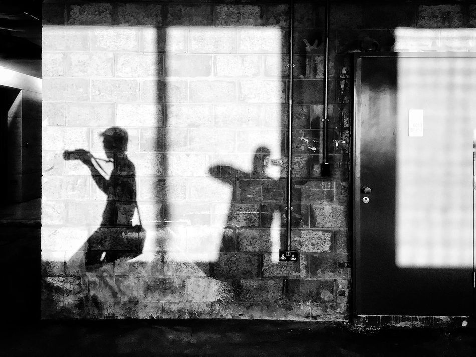 Streetphotography Photographer Shadow
