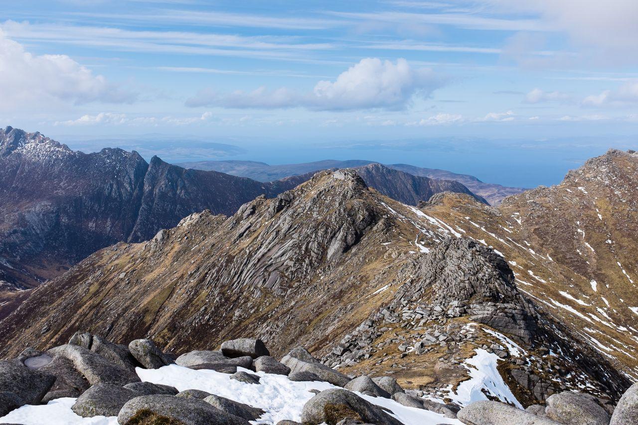 My Country In A Photo Arran  Mountains Landscape Landscape_Collection Landscape_photography Scotland Eyeem Scotland  Fuji X100s The Great Outdoors - 2015 EyeEm Awards