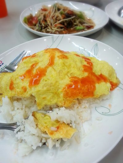 Omelet With My Sister. ♥ Special Dinner