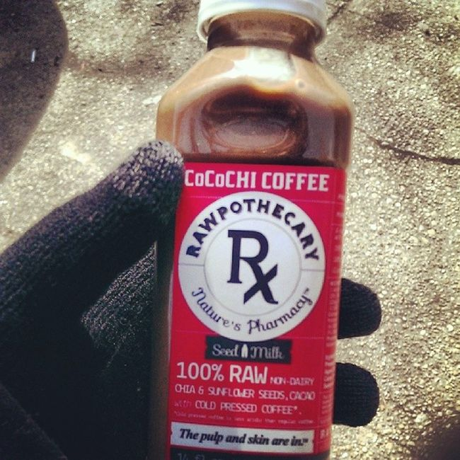 Cocochicoffee Rawpothecary Seedmilk