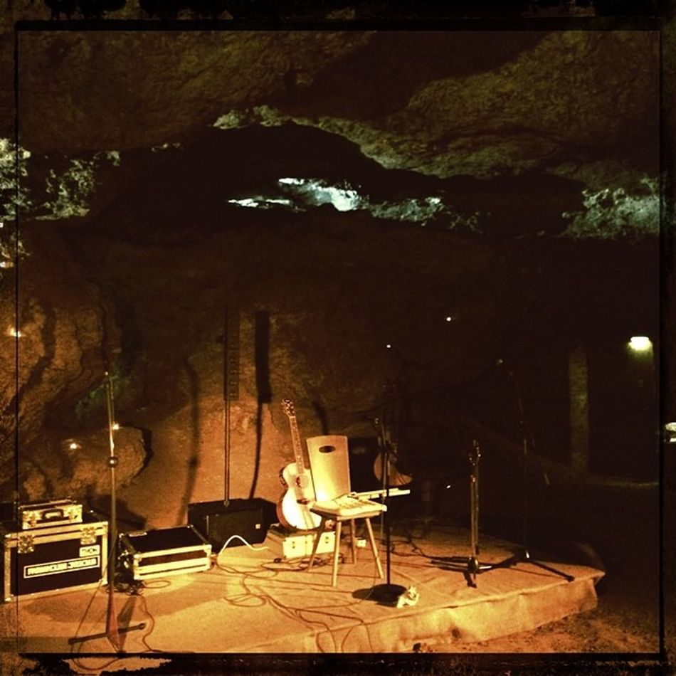 Blues in der Sophienhöhle #blues #concert #stage #music
