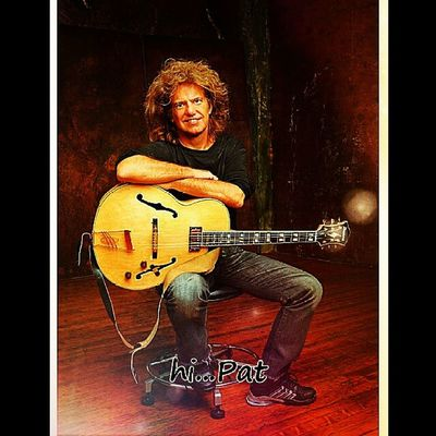 I love your music Pat Metheny