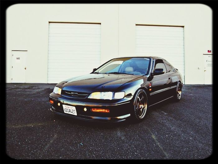 Jdm Hondaaccord Cleanasf^ck First Eyeem Photo