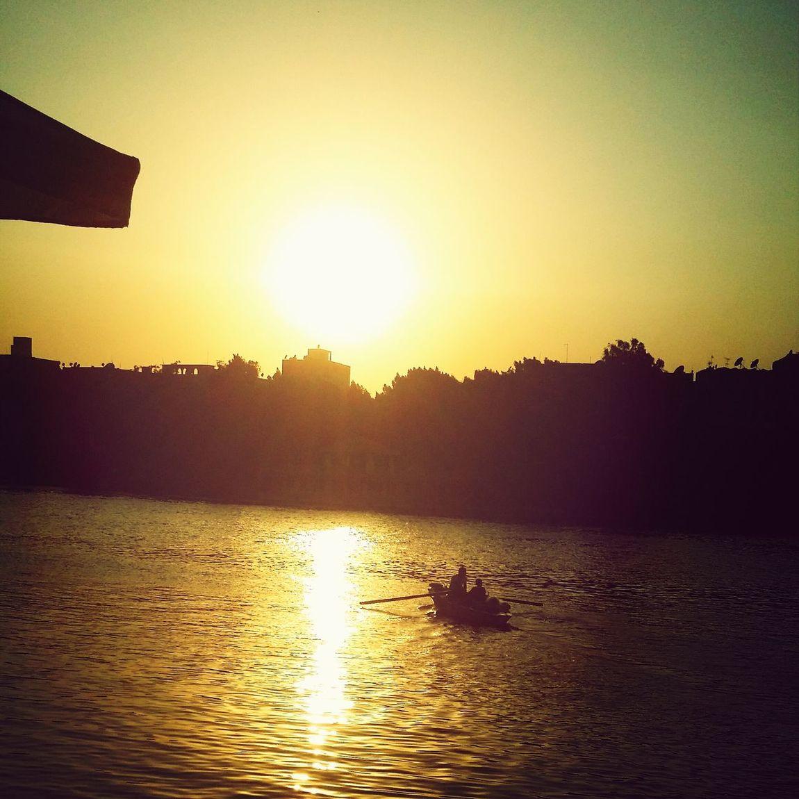 Nile Colors Of Life In Egypt Subhan'Allah Beutiful