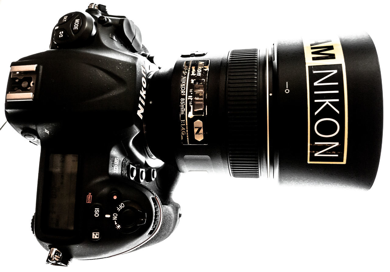Nikon D5 Camera - Photographic Equipment Connection Digital Camera Display Man Made Object Modern Nikon Camera Nikon D5200 Photo Equipment Photography Photography Themes Technology