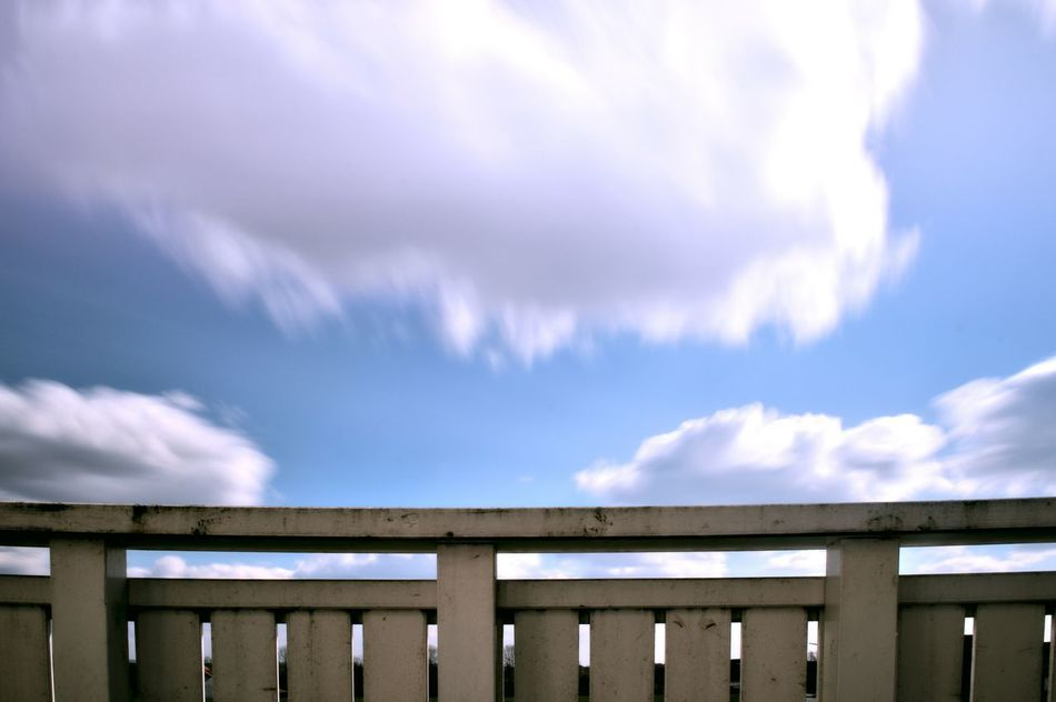 Beautiful stock photos of cloud, Blue, Cloud, Day, Fence