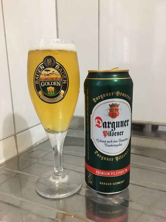 Darguner Pilsener Drink Darguner CERVEJASESPECIAS Cerveja