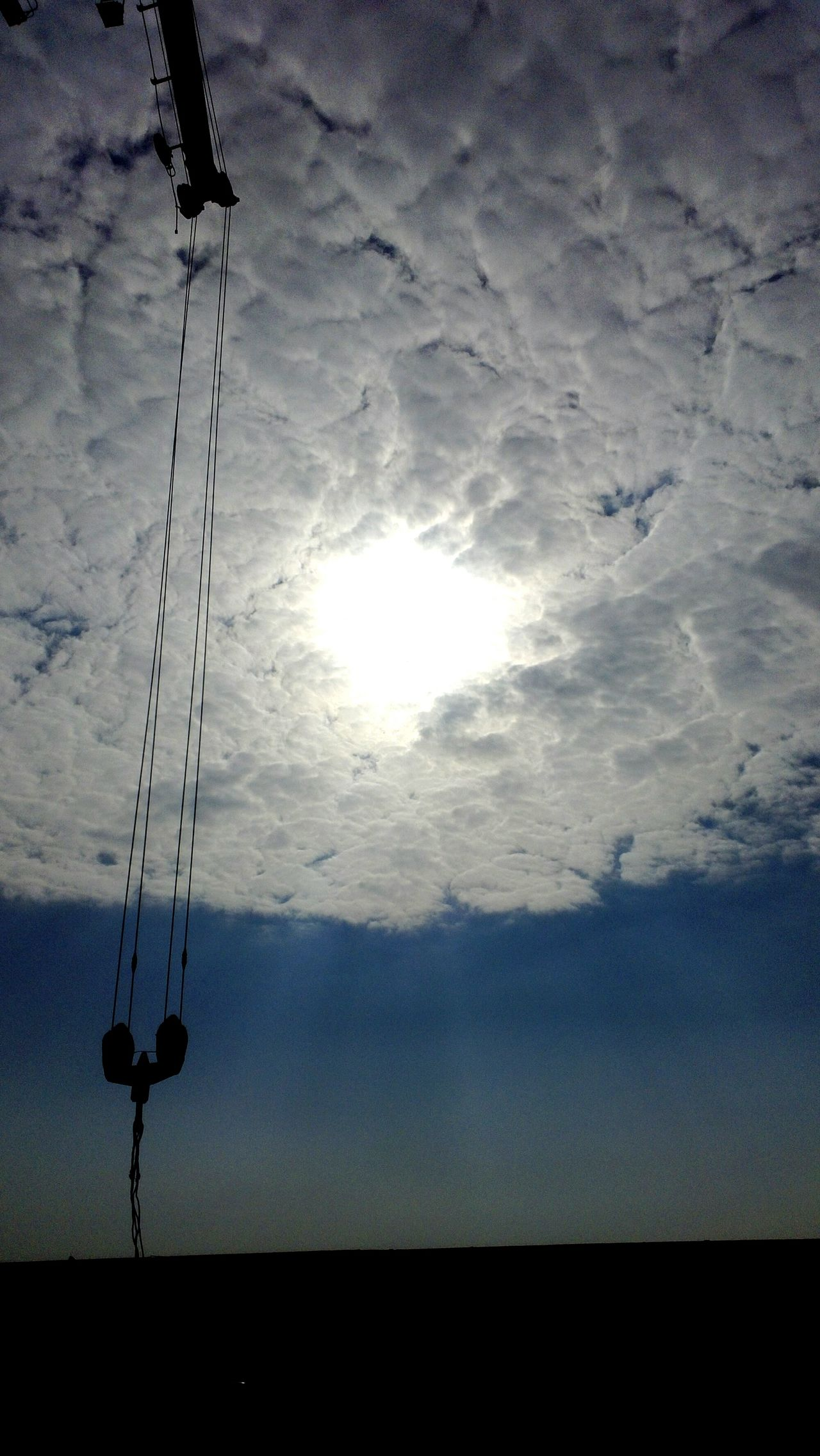 Love how the clouds intetact with the sun to give us such great shows Clouds And Sky Sun