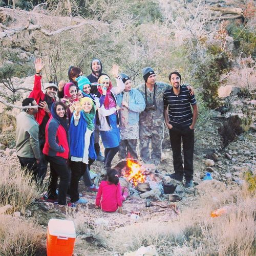 گروه کوهنوردی مرجان Irantravel Mustseeiran Hurmouzgan BandarAbbas Geno Srna Marjan Group Good Friend جمعه ۲۳ آبان ۱۳۹۳ دوستان خوب