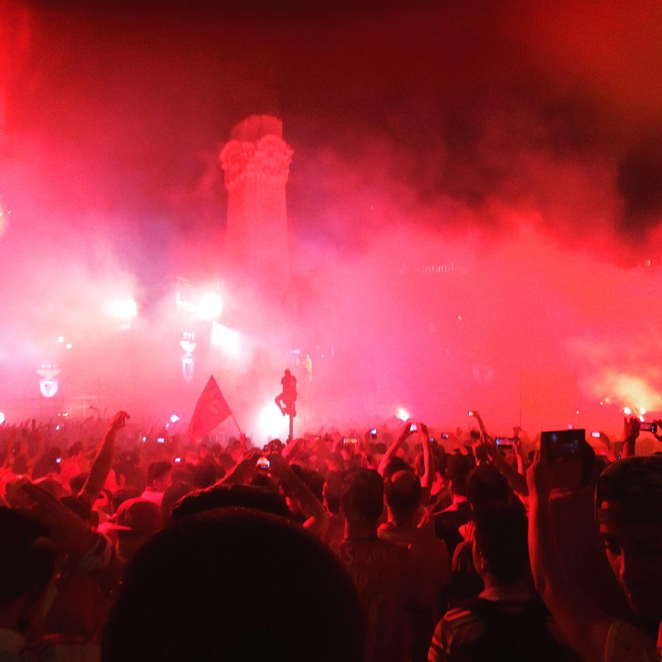 Benfica Sport Lisboa E Benfica Champions 34 Marquês De Pombal Unconditional Love Slb Portugal Futebol