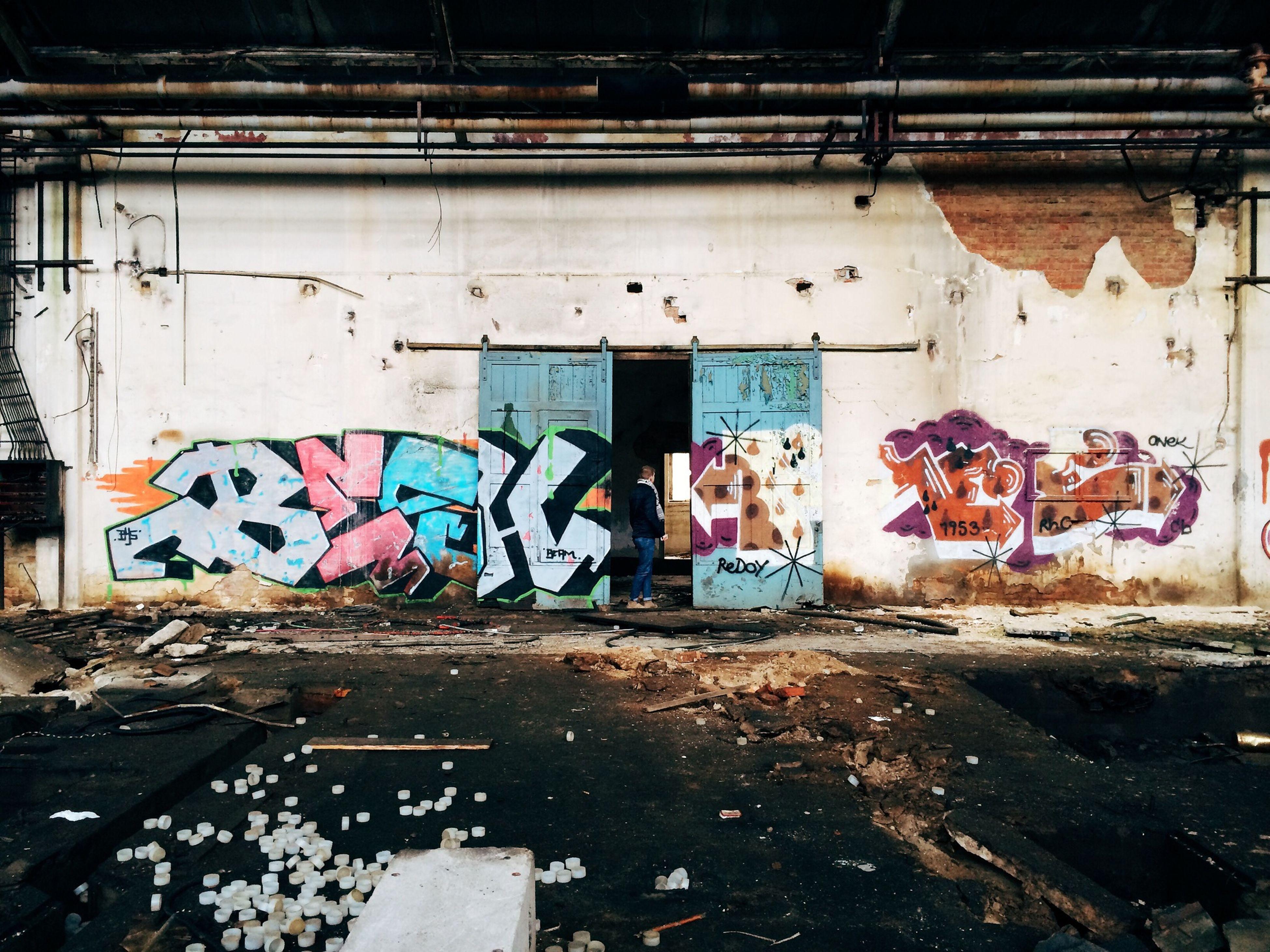 Vscocam Abandoned Fltrlive Graffiti My Best Photo 2014